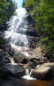 arethusa falls, white mountains, NH